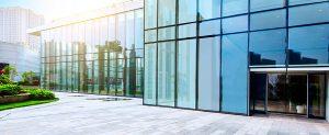 Fönsterputs i Stockholm för företag